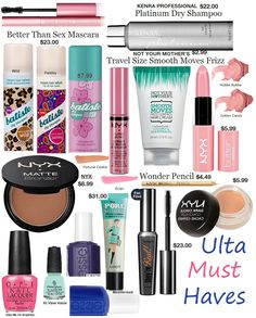 """Kara Louise.: Preview """"Must Haves from Ulta"""""""