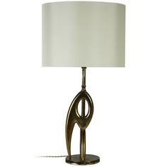 Rembrandt Sculptural Table Lamp 1