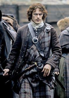 Jamie Fraser and his family | Outlander Season 2 | 'The Fox's Lair'