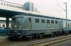 Braunschweig - E 41 Electric Locomotive