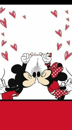 New wall paper phone disney mickey mouse Ideas Disney Mickey Mouse, Mickey Mouse Kunst, Mickey Mouse Y Amigos, Mickey And Minnie Kissing, Mickey Love, Mickey Mouse And Friends, Mickey Mouse Wallpaper Iphone, Cute Disney Wallpaper, Iphone Wallpaper