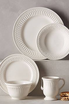 Ceres Dinnerware -- Great for everyday use. #anthrofave