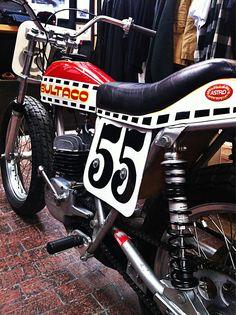 Bultaco Astro Flat Tracker