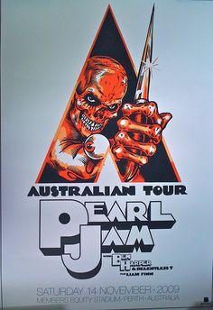 Pearl Jam, Clockwork Orange