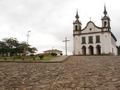 Catas Altas, Minas Gerais - Brasil - Igreja Matriz