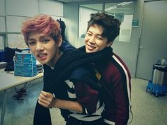 jimin's twitter update with taehyung