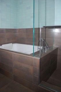 Kohler Greek Tub Small Soaker Tub, Corner Bathtub, Master Bath, Bathroom Designs, Bathroom Ideas, Greek, Home, Master Bathroom, Corner Tub