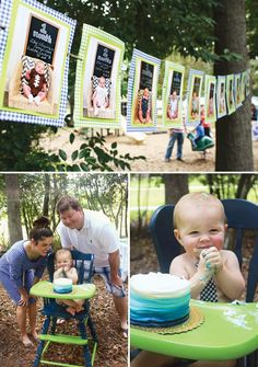 Storybook First Birthday Bash {Goodnight, Little Bear} // Hostess with the Mostess®