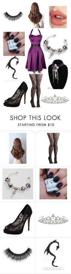 """""""Purple tulip"""" by rag-doll0 ❤ liked on Polyvore featuring Cuteberry, Vince Camuto, Kate Marie, Sephora Collection and Charlotte Tilbury"""