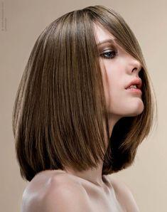 Medium Length Haircuts Asian - Hairstyle Pop