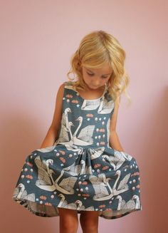 What a lovely dress !