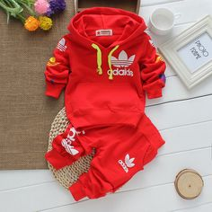 Online Shopping 2015 spring autumn baby boy and baby girl clothing set long sleeve hoodies sets Tops+pants 2 pcs clothing set 5 color children clothing 9.95 | m.dhgate.com
