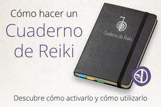 Cómo hacer un Cuaderno de Reiki