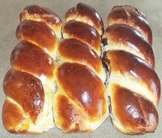 Hot Dog Buns, Hot Dogs, Hungarian Desserts, Fudge, Cake Recipes, Food And Drink, Bread, Baking, Dios