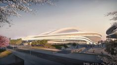 Zaha Hadid Architects welcomes a new bidding process for the New National Stadium    Designed by Zaha Hadid Architects and our Japanese partners,…