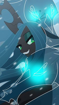 Queen chrysalis My Little Pony 1, My Little Pony Cartoon, My Little Pony Characters, My Little Pony Drawing, My Little Pony Friendship, Mlp Characters, Queen Chrysalis, Some Beautiful Pictures, Imagenes My Little Pony