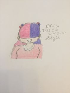 Draw this in your own style! Feel free to try it! (Yes I drew dis and it's not the best XD) Draw thi Art Style Challenge, Drawing Challenge, Drawing Ideas List, Character Art, Character Design, Cool Drawings, Dragon Drawings, Art Prompts, Sketch Inspiration
