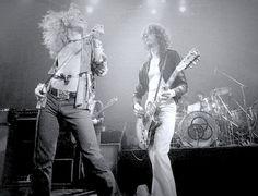 Jimmy Page/Robert Plant