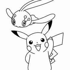 #Dibujo de #Pikachu Pictures To Draw, Drawing Pictures, Pokemon Coloring Pages, Colorful Drawings, Christmas Colors, Sonic The Hedgehog, Minnie Mouse, Disney Characters, Fictional Characters