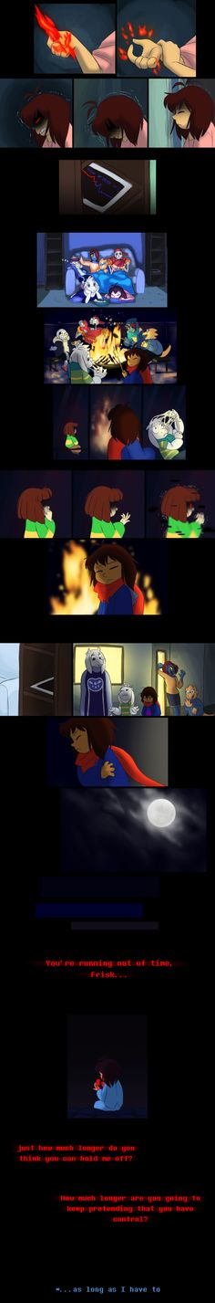 Endertale - Page 19 by TC-96 on DeviantArt