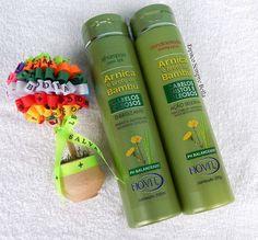 Espaço Sempre Bella: #Resenha - Shampoo e Condicionador Arnica e Broto ...