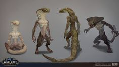 ArtStation - BFA - Sethrak, Ariel Fain Alien Concept Art, Creature Concept Art, Creature Design, Dungeons And Dragons Characters, D&d Dungeons And Dragons, Character Inspiration, Character Art, Character Design, Fantasy Races