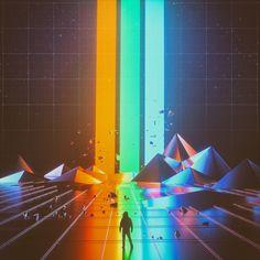 BEEPLE, RGB