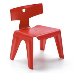 Charles and Ray Eames Children`s Chair - Stool  von VITRA