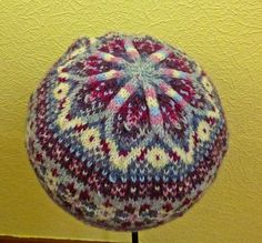 A beautiful, colourful Fair Isle Hat, knitted in the round and great for using u. : A beautiful, colourful Fair Isle Hat, knitted in the round and great for using up leftover scraps of 4 ply yarn. Crochet Mittens Free Pattern, Fair Isle Knitting Patterns, Fair Isle Pattern, Knit Or Crochet, Crochet Granny, Loom Knitting, Free Knitting, Knitting Socks, Knitted Hats