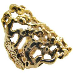 View this item and discover similar for sale at - An easy rose gold ring by Barbara Anton. The x gold band of freeform openwork design. The tapered shank makes this ring extremely comfortable Vintage Gold Rings, Vintage Jewelry, Heart Shaped Diamond Ring, Gold Bands, Anton, Band Rings, Jewelry Rings, Jewellery, Diamond Engagement Rings