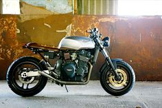 Triumph Trident by 66Motorcycles     The Triumph Trident was a build which took some time to pull together, however in retrospect it n... Triumph 900, Triumph Cafe Racer, Triumph Speed Triple, Triumph Scrambler, Scrambler Motorcycle, Triumph Motorcycles, Custom Motorcycles, Trident, Motorsport Magazine