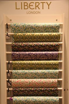 #LibertyPrint wrapping paper in our stationery shop