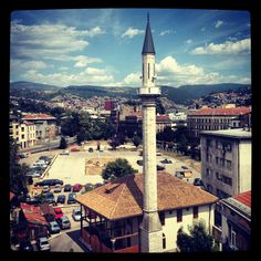 #Bosnia #Sarajevo #Mosque