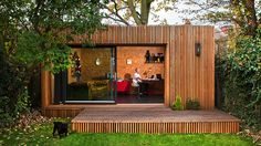 Garden Studios | Contemporary Garden Room & Office | Ecospace