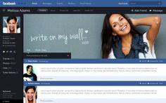 Facebook'un Tasarımı Değişiyor
