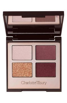 Charlotte Tilbury 'Luxury Palette - The Vintage Vamp' Color-Coded Eyeshadow Palette available at #Nordstrom
