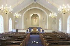 church sanctuary ideas on Pinterest | Church, Church Interior Design ...
