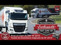EXCLUSIVITE TRUCKEDITIONS : DAF XF 2015 - truck Editions