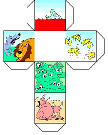 Sunday School Lesson Activity 205 The Plagues of Egypt