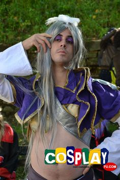 Kuja Cosplay Costume from Final Fantasy Cool Costumes, Cosplay Costumes, Final Fantasy Cosplay, Lucca, Finals, Comics, Games, Plays, Final Exams