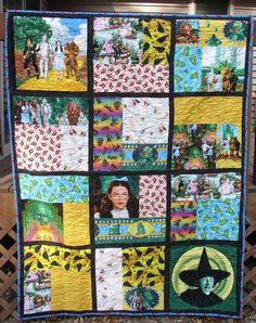 The Magic of Oz | Quilted | Pinterest | Graphic 45, Fabrics and ... : wizard of oz quilt kit - Adamdwight.com