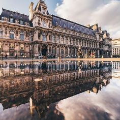 """everything-thing: """" Paris, France by wonguy974 """""""