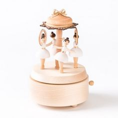 Ballerinas Music Box                                                                                                                                                      More