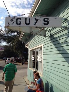 Guy's Po-Boys in New Orleans, LA