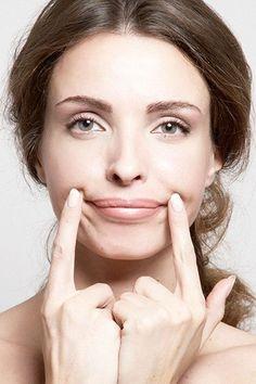 Чтобы лицо «не сползло»: гимнастика для красоты и молодости лица | Parents.ru