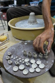 MIY Ceramics Studio and Leaning Center is an open pottery | glass fusing | mosaic | lampworking and paint art studio. We provide open access studio to ...
