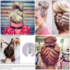 Hairstyles 2013 |Hair Ideas |Updos: Hairstyles for long medium short hair