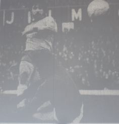 18 January 1975 Bob Latchford beats his brother from close range to score his, and Everton's first, at Birmingham