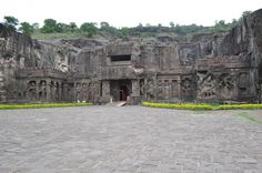 Road Less Travelled: Ellora Caves & Aliens Love Affair Remains A Mystery