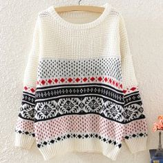 Christmas Sweaters For Women   Cheap Cool And Funny Christmas Sweaters Online At Wholesale Prices   Sammydress.com
